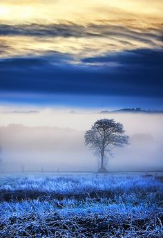 Frio amanecer (Re-edition) by Jose Luis Casti, via Flickr