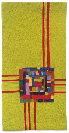 Cindy Grisdela: fiber-decorative