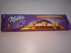 Шоколад Milka лесной орех и карамель , есть все, но по немногу
