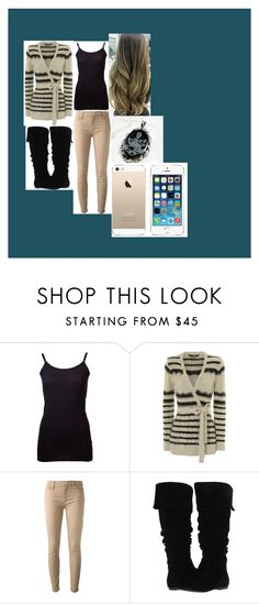 """""""Karissa"""" by oomfoveryou ❤ liked on Polyvore featuring Splendid, Jane Norman, SEVEN, Gabriella Rocha and Rampage"""