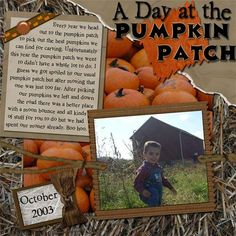 Searchwords: A Day at the Pumpkin Patch