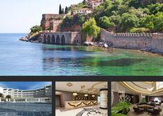 Voyage Turquie Go Voyages, promo séjour Antalya pas cher Go Voyage au Linda Hotel 4* à Antalya prix promo séjour Go Voyages à partir 571,00 € TTC Séjour 8 jours / 7 nuits en tout compris