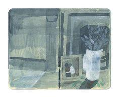 Georgina Hounsome Sketchbook