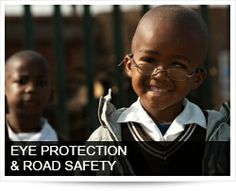 Arrive Alive South Africa | Eye Protection and Road Safety