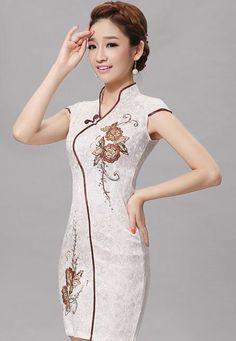 Cheongsam Dress OBN025