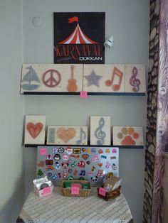 #opening #musicschool #nota #müzik #açılış #müzikokulu #müzikkursu #stringart #hamabeads #shop #colourful