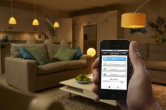 Philips hue is your personal wireless lighting