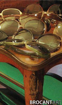 Sunglasses  #Brocantart #Brocantage