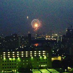 Tokyo Bay Fireworks Festival 2013 video.