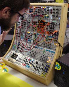 eurorack modular synthesizers