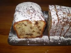 Sponge Cake, Dessert Recipes, Desserts, Sweet Recipes, Banana Bread, Recipies, Food And Drink, Sweets, Dishes
