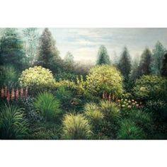 Real Handmade Landscape Oil painting Oil Paintings, Landscape Art, Country Roads, Handmade, Hand Made, Oil On Canvas, Paisajes, Handarbeit, Art Oil