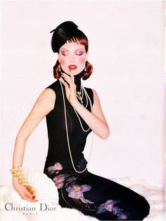 styleregistry: Christian Dior   Fall 1997