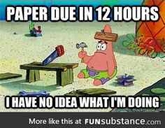 How I feel working on cosplays 2 days before AX Uni Humor, College Humor, College Life, Funny College, Tech Humor, Work Humor, Biology Major, Military Memes, Funny Images