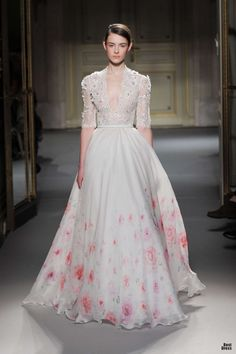 Georges Hobeika HOUTE COUTURE SPRING/SUMMER 2013