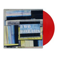 Lazy Labrador Records - Tigers Jaw · Two Worlds · LP · Translucent Red, $44.99 (http://lazylabradorrecords.com/tigers-jaw-two-worlds-lp-translucent-red/)