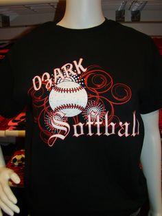 Ozark tigers softball