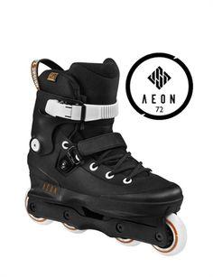5dde40c2448e USD Aeon Skate BLACK- Aggressivemall