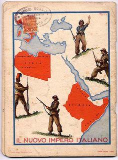 """""""The new Italian Empire"""""""