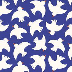 Artwork | Maja Faber Textures Patterns, Print Patterns, Pattern Designs, Soft Colors, Colours, Surface Pattern Design, Repeating Patterns, Scandinavian Style, Pattern Fashion
