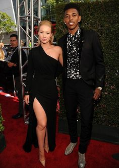 Red carpet looks from the 2014 ESPY Awards