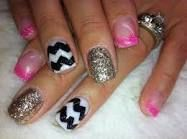 accent nail designs - Google Search