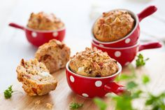 Protein-Packed Meatloaf Muffins