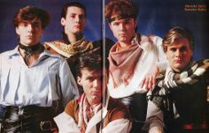 Spandau Ballet Announce One New Zealand Show - Music News at Undertheradar Chris Waddle, Annie Lennox, Robert Smith, Glam Rock, Bowie, New Wave Artists, Blitz Kids, Excuse Moi, Ballet Pictures