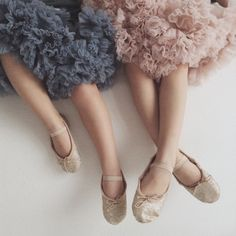 twinkle toes and tulle.