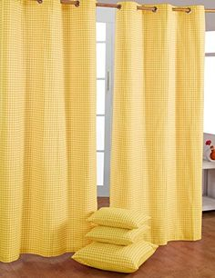 Homescapes Pair of 100% Cotton Ready Made Curtains - Ging... https://www.amazon.co.uk/dp/B0056GKB3E/ref=cm_sw_r_pi_dp_U_x_dSKCAb07Z8N33