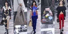 7 Takeaways From Louis Vuitton's Fall Collection http://ift.tt/1Yy8Xh5 #ELLE #Fashion