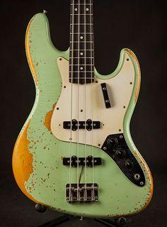 Vintage Bass Guitars, Gallery, Color, Bass, Music, Roof Rack, Colour, Colors