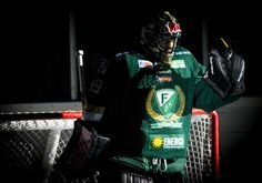 Justin Pogge in Färjestad BK Hockey, Darth Vader, Pictures, Field Hockey, Ice Hockey