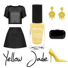 SUN it!! http://www.minycosmetics.com/dettaglio_prodotto.php?idprodotto=504 #nails #nailpolish #naillacquer #Yellow #cool #girls #love #miny #minycosmetics #fashion #style