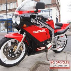 Classic Suzuki GSXR1100 J for Sale | Motorcycles Unlimited