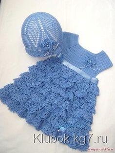 Платье для жаркого дня | Клубок