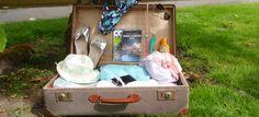 Eine Herausforderung der besonderen Art - Koffer packen! Damit Ihr vor dem Urlaub nicht verzweifelt, haben wir Euch eine kleine Auflistung zusammengestellt.