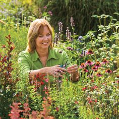 Deer-Proof Your Garden - To keep your flowers from being gobbled up by deer, choose flowers that people find glorious and deer find disgusting. Choose perennials like butterfly weed, globe thistle, 'royal red' butterfly bush, or purple cornflower. Find these at garden centers, and plant them in well-drained soil.