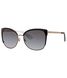 kate spade new york Genice CatEye Sunglasses #Dillards