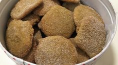 Biscuits au sucre et à la cannelle