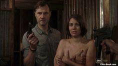 David Morrissey Lauren Cohan The Walking Dead When the Dead Come Knocking. #thewalkingdead #geek #tv #horror