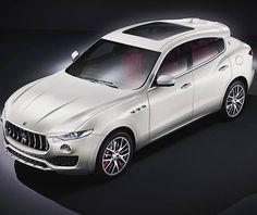 Primeiro SUV da marca, Levante foi projetado para combinar o desempenho típico de um Maserati no asfalto, sem perder o conforto e a dirigibilidade em terrenos off-road ou de baixa aderência  #maserati #levante #luxurycars #suc #luxury #suv #auto #cargramm #instacars #newcar #geneve #voiture #italiancars #carroesporteclube