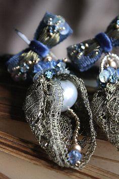 Earrings by IrenaGasha on Etsy