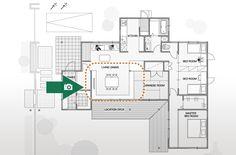眺める平屋 空間提案 xevoGranWood -平屋暮らし- 注文住宅 ダイワハウス