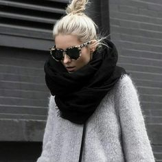 Winter Chic.