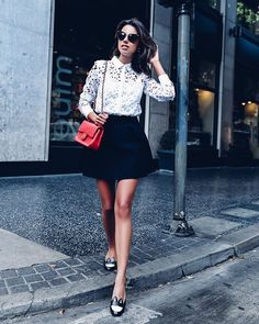 Pin for Later: If Your Favorite Pretty Little Liar Had a Fashion Blog, It'd Look Something Like This Annabelle Fleur