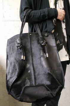 Handmade Handbags, Leather Bags Handmade, Leather Working Patterns, Leather Bag Pattern, Conceptual Fashion, Simple Bags, Big Bags, Shopper, Dark Fashion