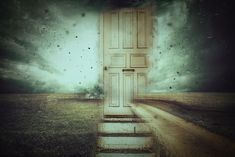 Free Image on Pixabay - Fantasy, Storm, Surreal, Door Free Pictures, Free Images, Krishnamurti, Home Structure, What The World, Fantasy, Old Houses, Landscape, Instagram