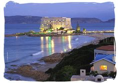 Beacon Isle resort hotel in Plettenberg Bay in South Africa Wonderful Places, Beautiful Places, Beautiful Pictures, South Africa Tours, Country Information, Holiday Places, Countries Of The World, Hotels And Resorts, Beautiful World
