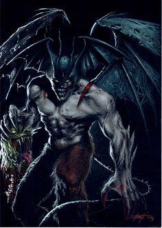 Devilman by LucaStrati on DeviantArt